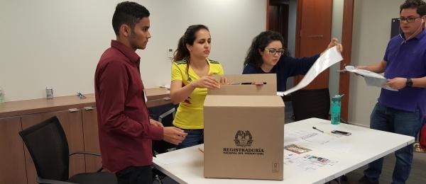 Cerraron las elecciones en el Consulado de Colombia en Vancouver