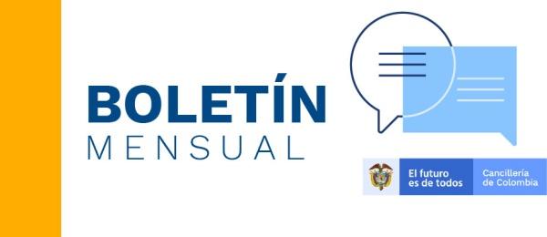 Boletín de las actividades programadas por el Consulado de Colombia en Vancouver en octubre