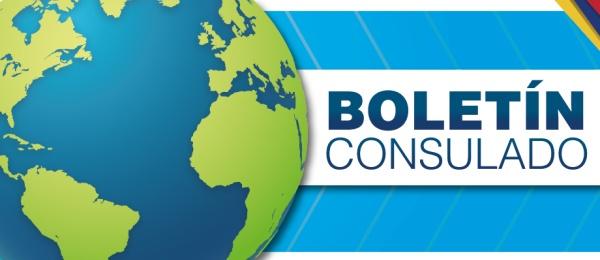Boletín informativo del Consulado de Colombia en Vancouver de julio de 2018
