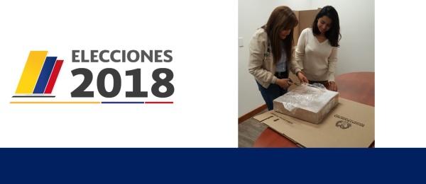 Inició la jornada electoral presidencial 2018 para la segunda vuelta en Consulado de Colombia en Vancouver